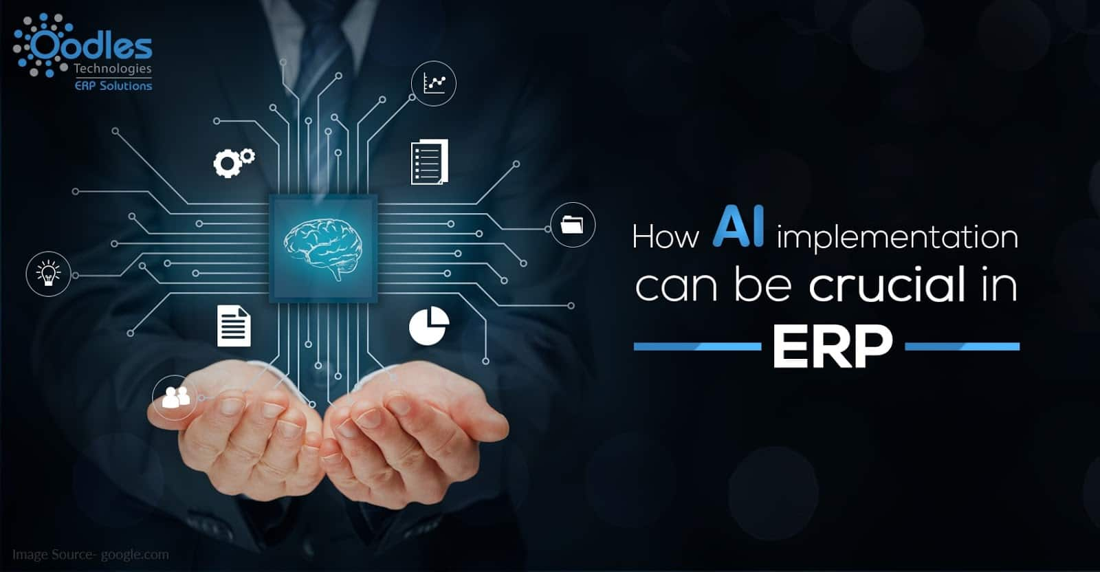 How AI Implementation in ERP Can Be Crucial For Businesses