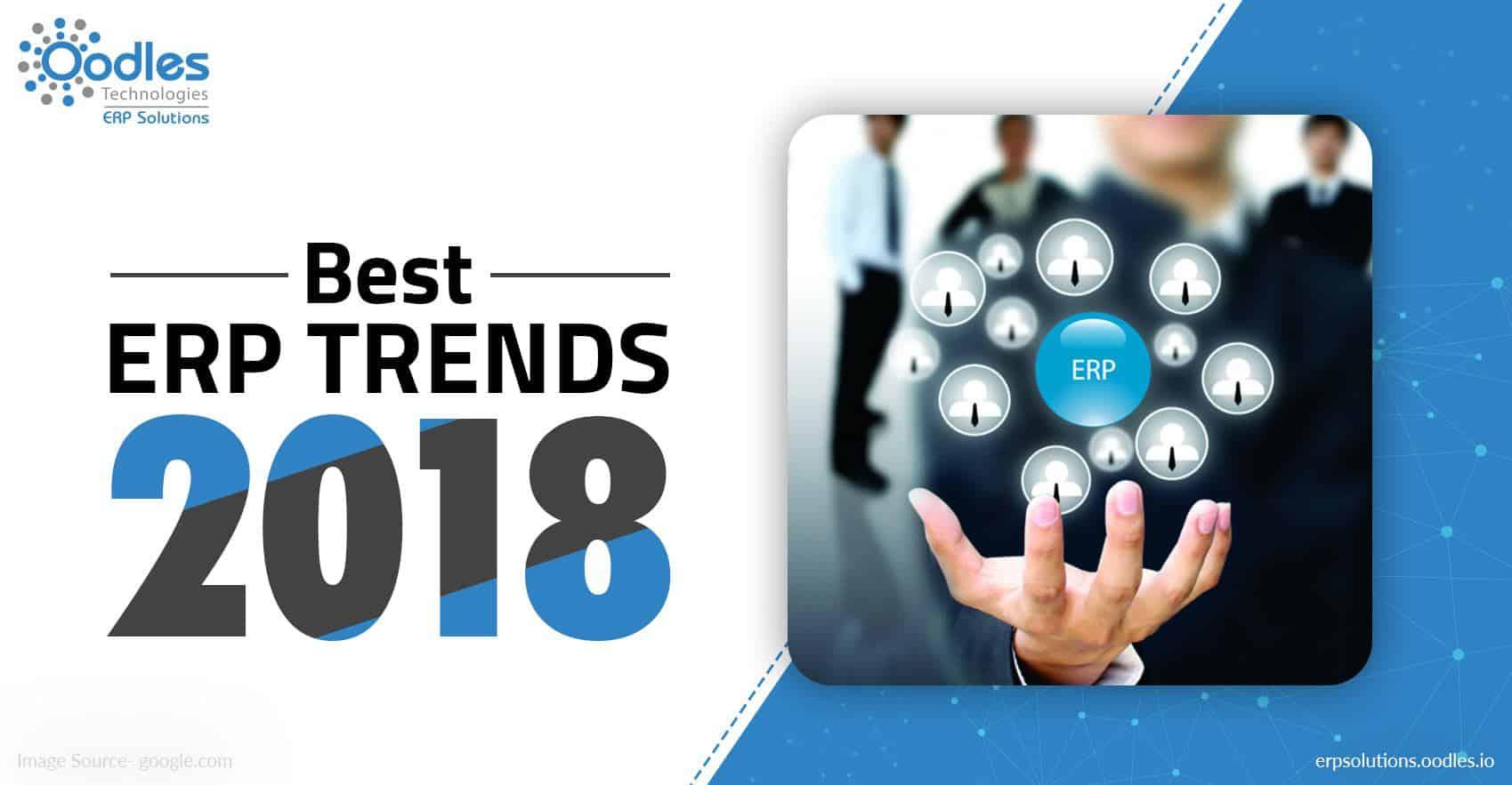 Best ERP Trends 2018