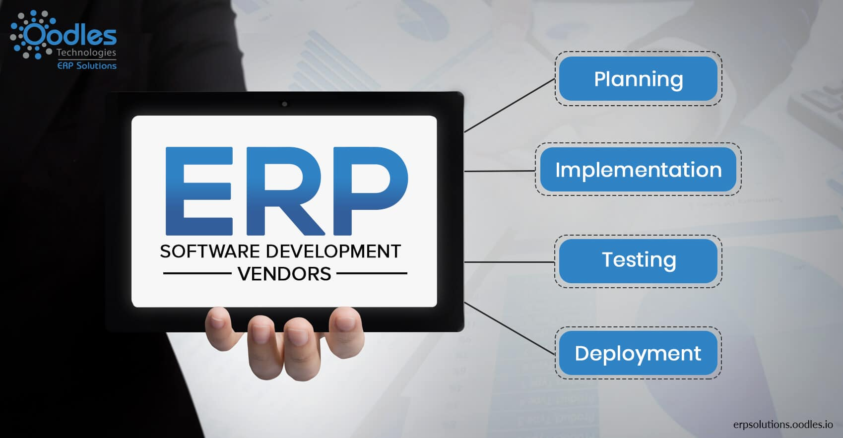 ERP software development vendors