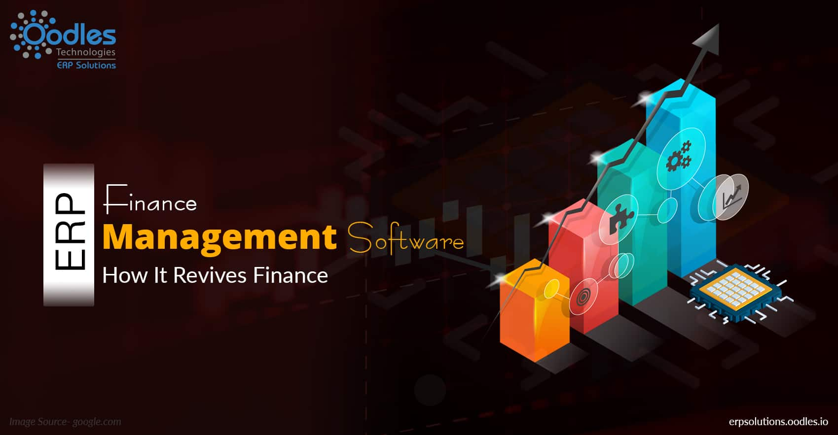 ERP finance management software
