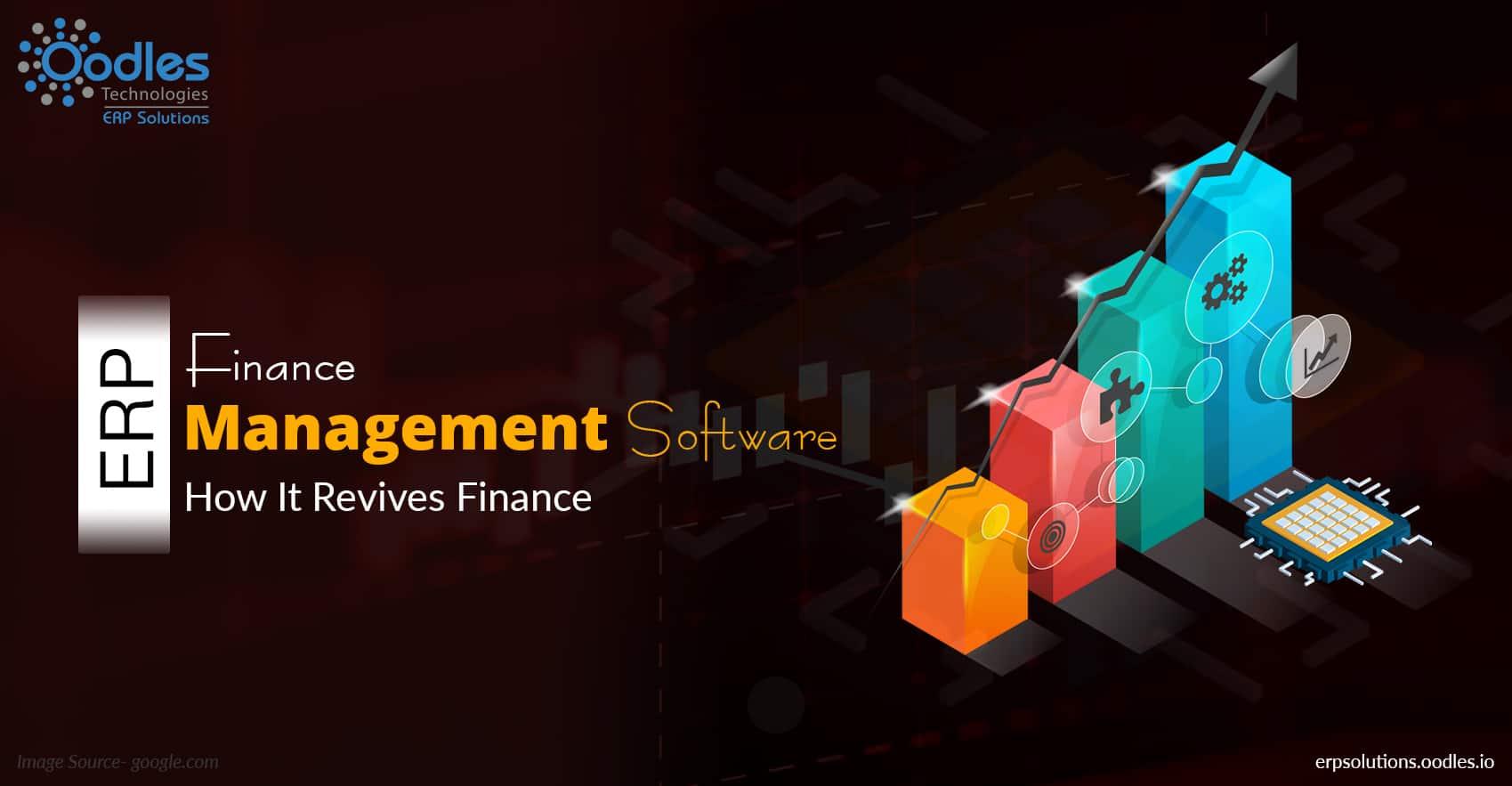 ERP finance management software