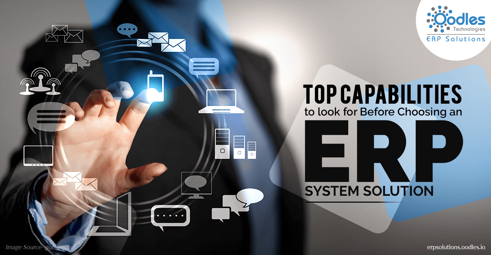 What factors to consider while selecting an ERP system solution