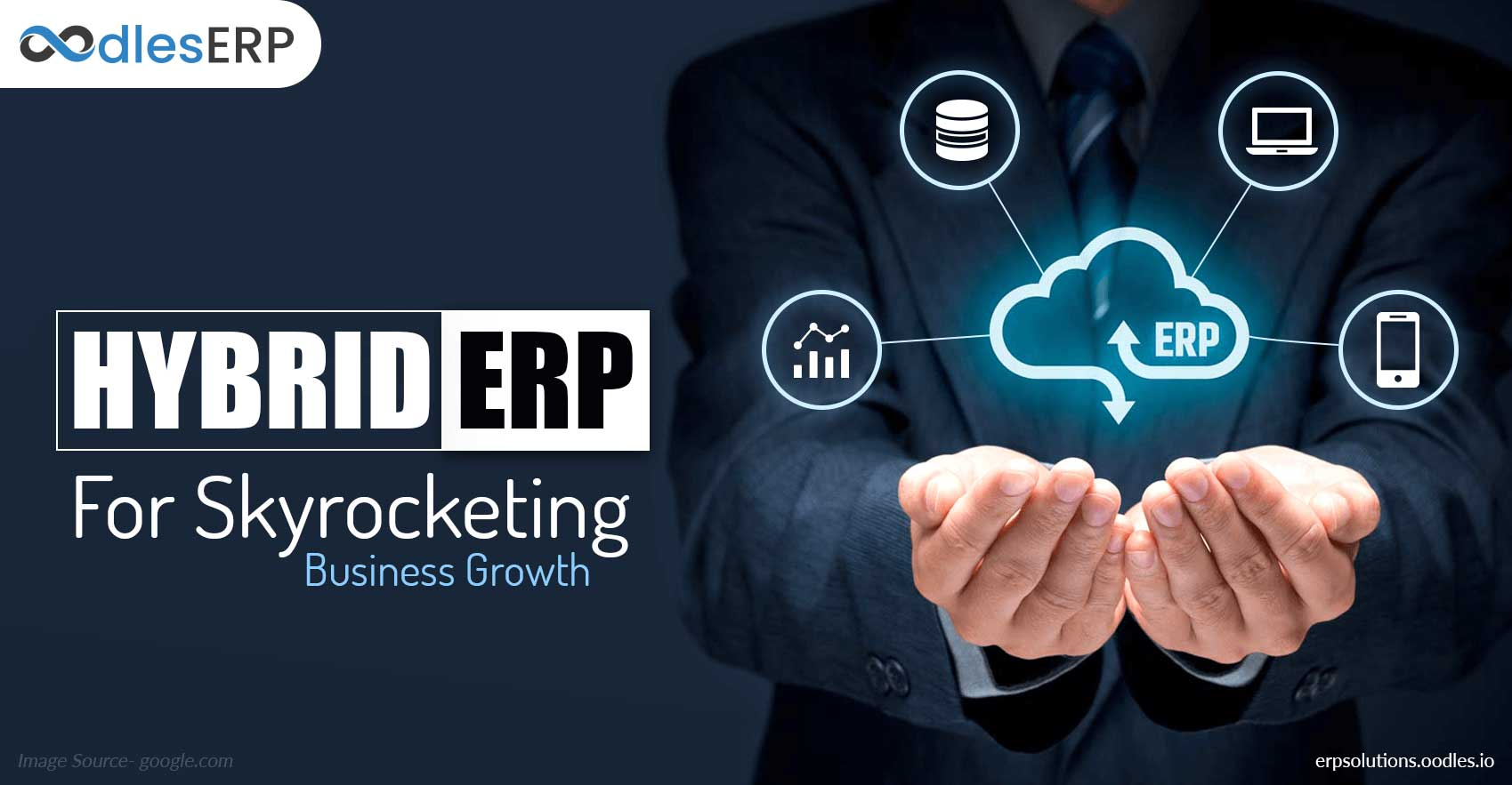 Hybrid ERP For Skyrocketing Business Growth