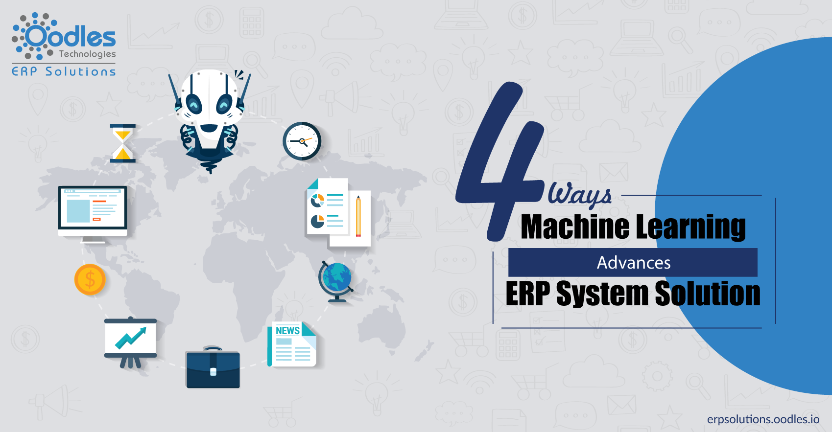 Machine Learning Advances ERP System Solution