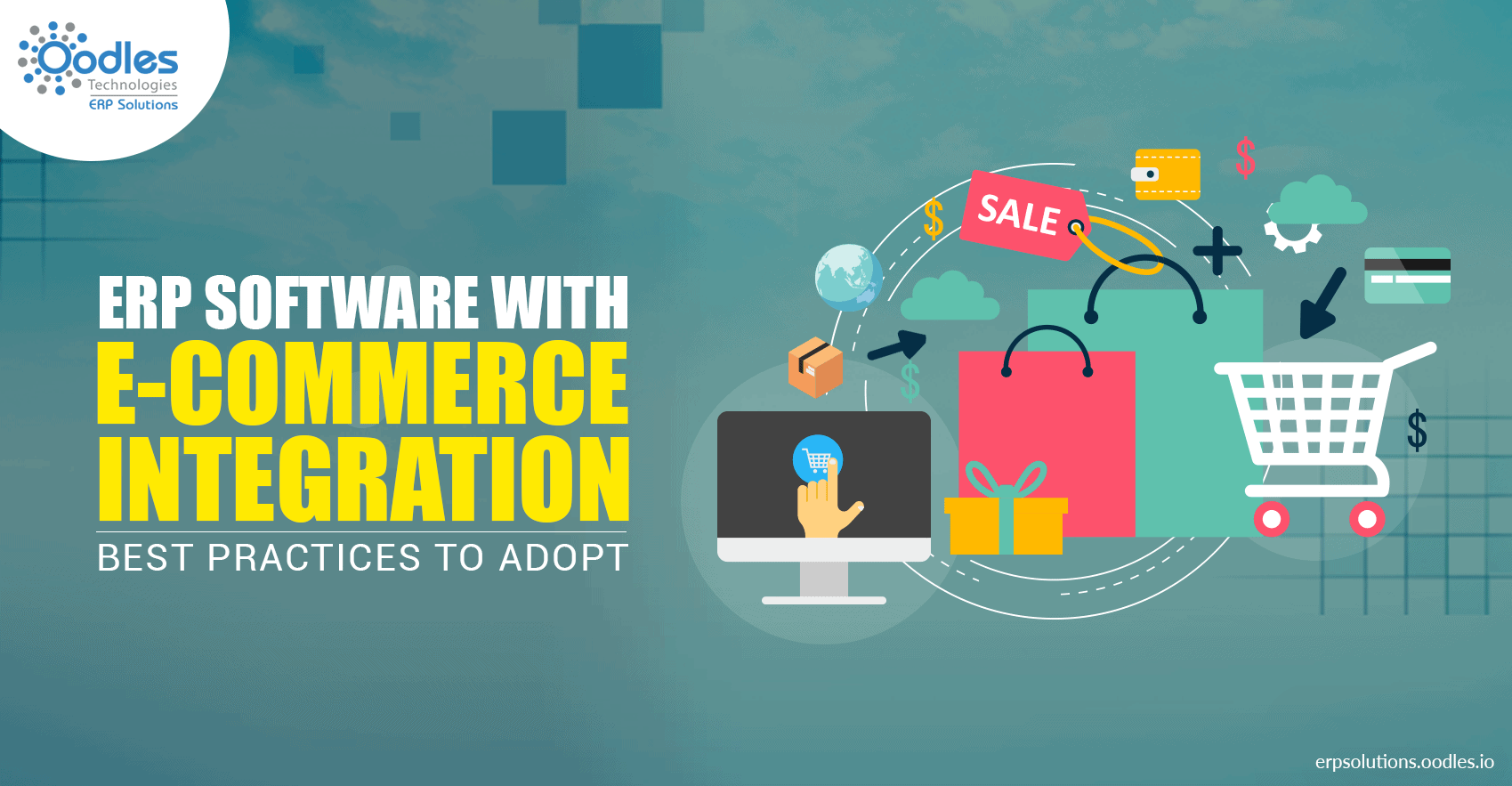 E-commerce and ERP software integration
