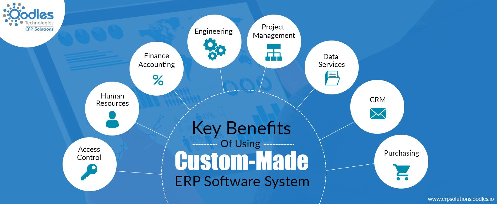 Custom-Made ERP Software