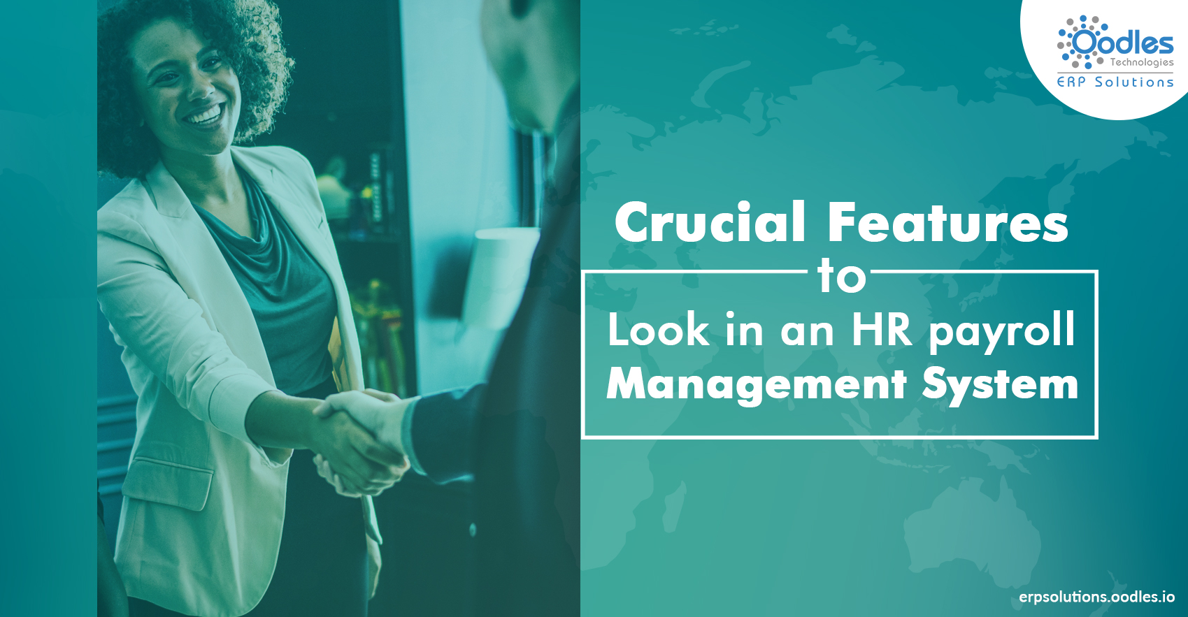 HR payroll management system: Crucial features to look for