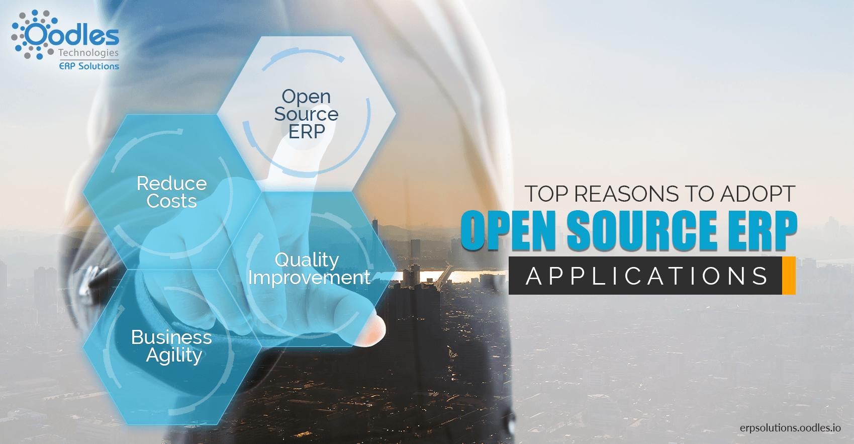 Open Source ERP applications