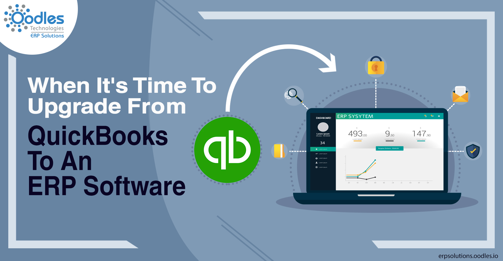 upgrade QuickBooks to an ERP Software