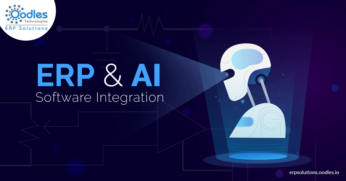 AI and ERP Software Integration