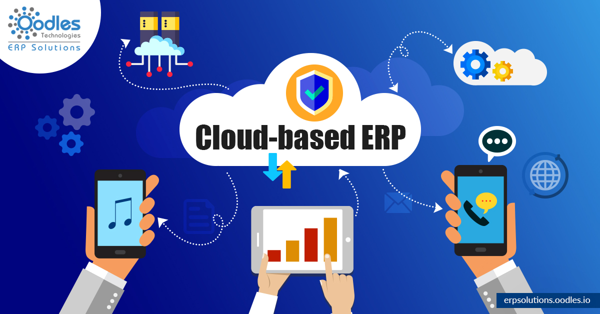 Cloud-based ERP applications