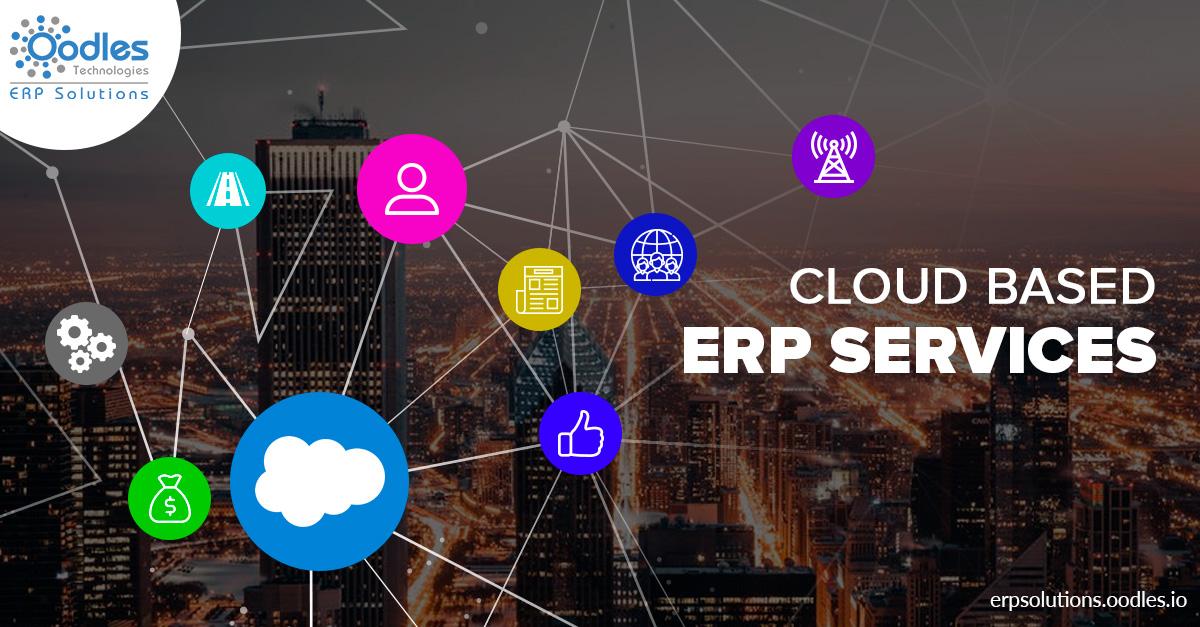 Cloud ERP Services