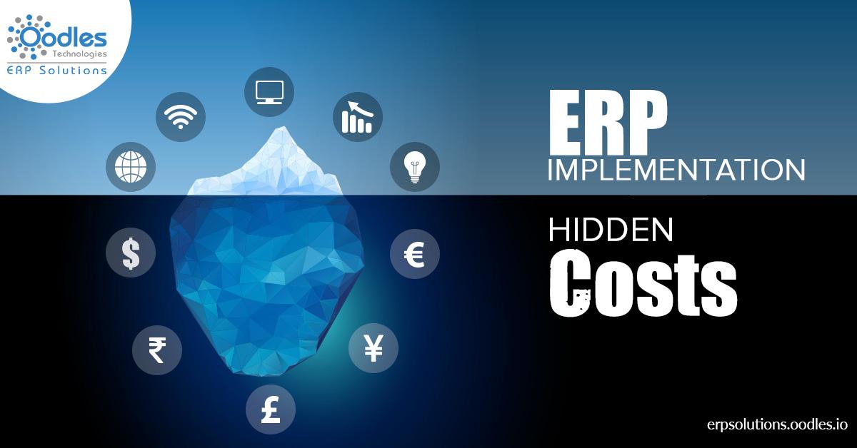 Hidden Costs behind ERP Implementation