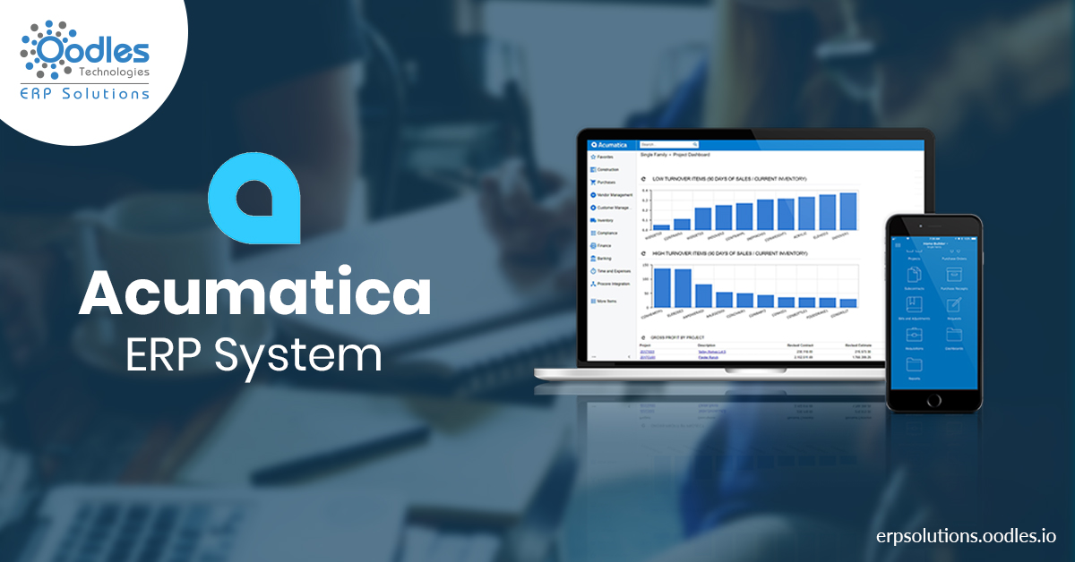 Acumatica ERP System