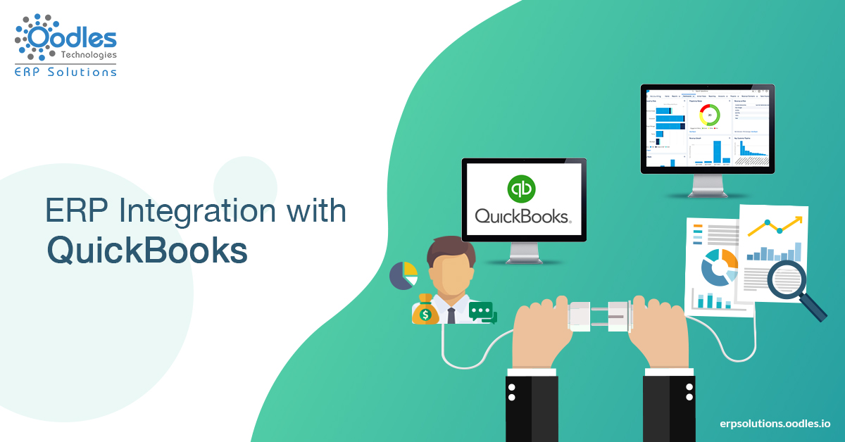 ERP Integration With QuickBooks