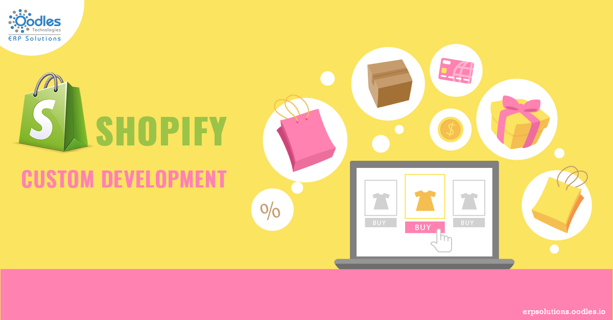 Shopify Custom Development
