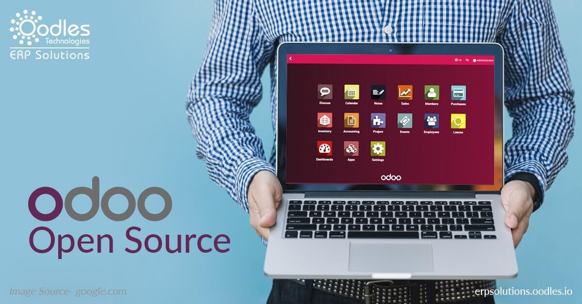 Odoo Open source