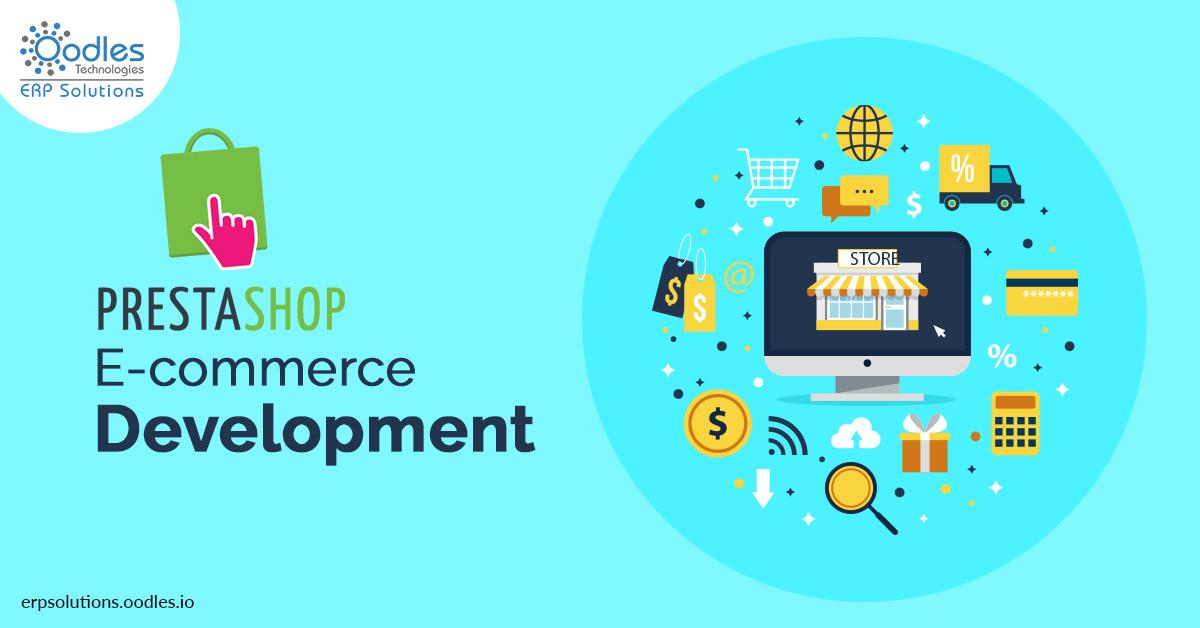 PrestaShop E-commerce development