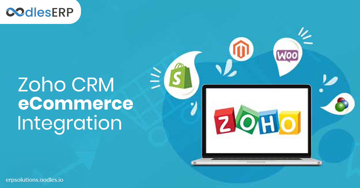Zoho CRM eCommerce Integration