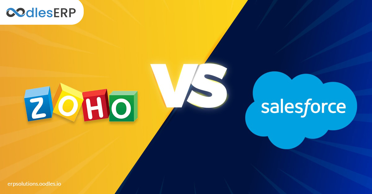 Zoho vs Salesforce