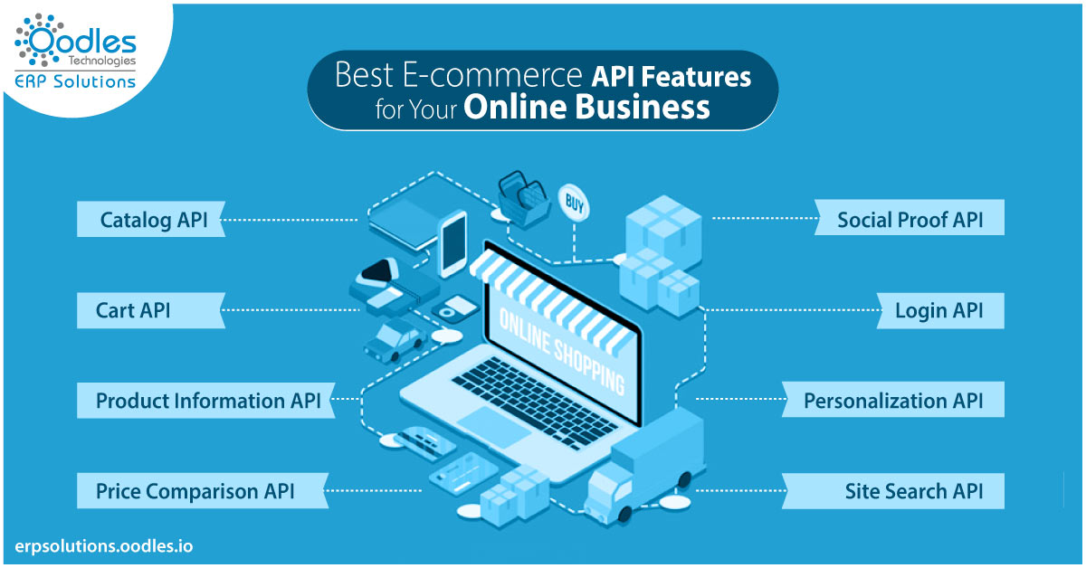 E-commerce API Features