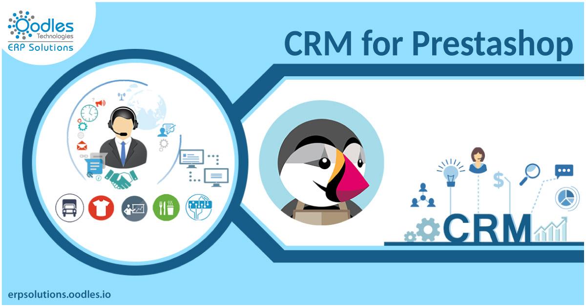 CRM for Prestashop
