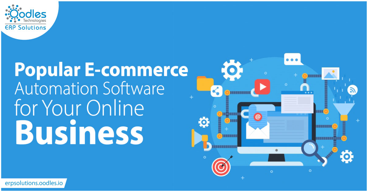 E-commerce automation software