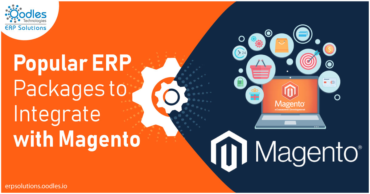 ERP Packages to Integrate with Magento