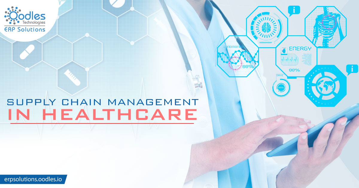 supply chain management in healthcare