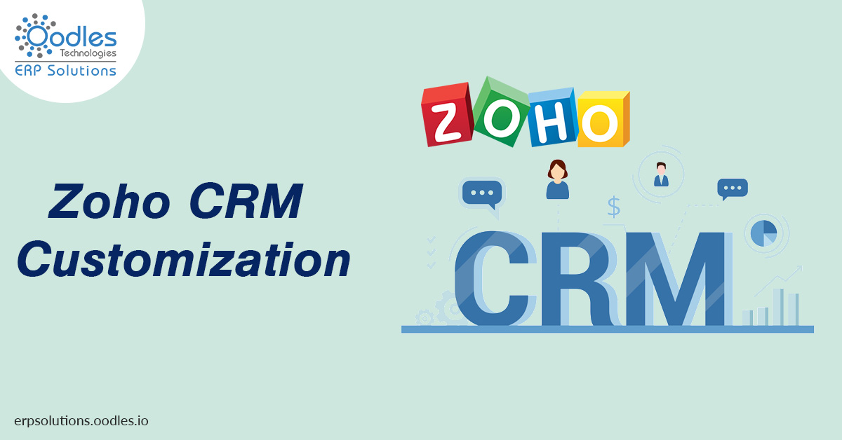 Zoho CRM Customization