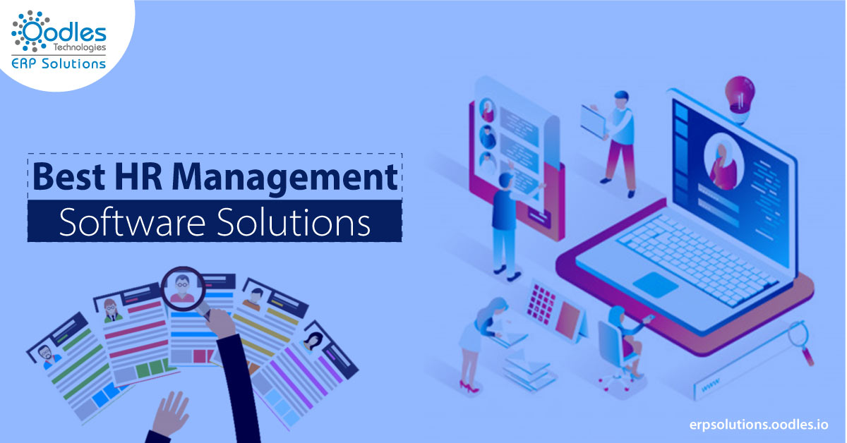 HR Management Software Solutions