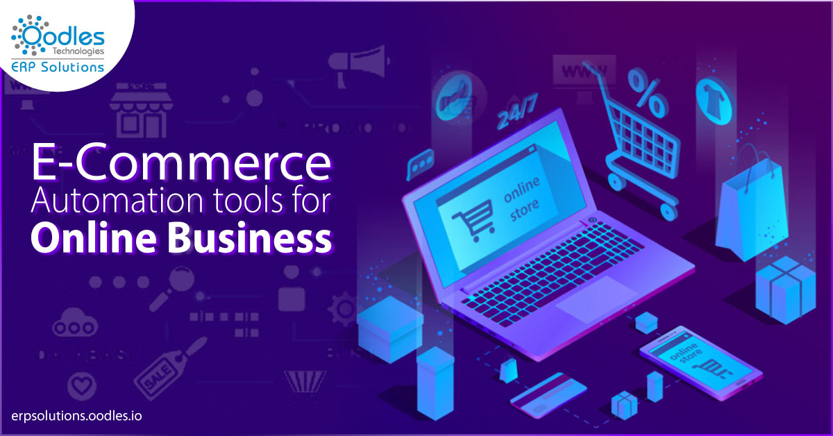 E-commerce Automation Tools