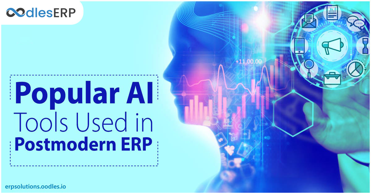 AI Tools used in Postmodern ERP