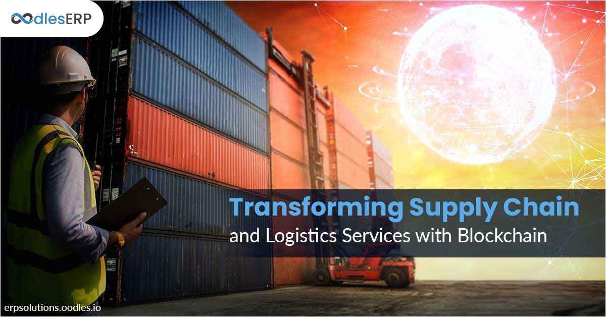 Supply Chain and Logistics Services