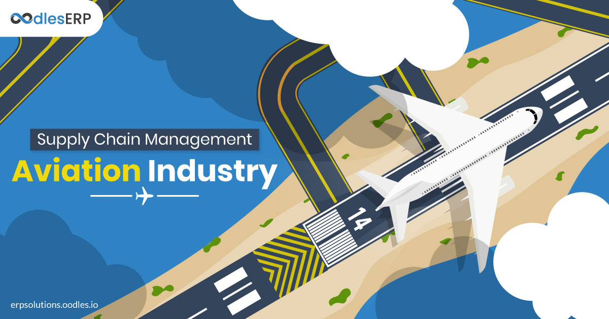 Supply chain in aviation