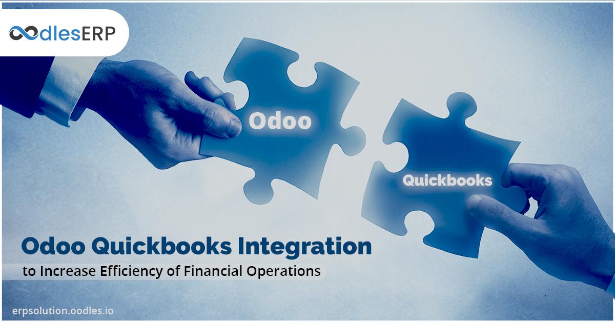 Odoo QuickBooks Integration