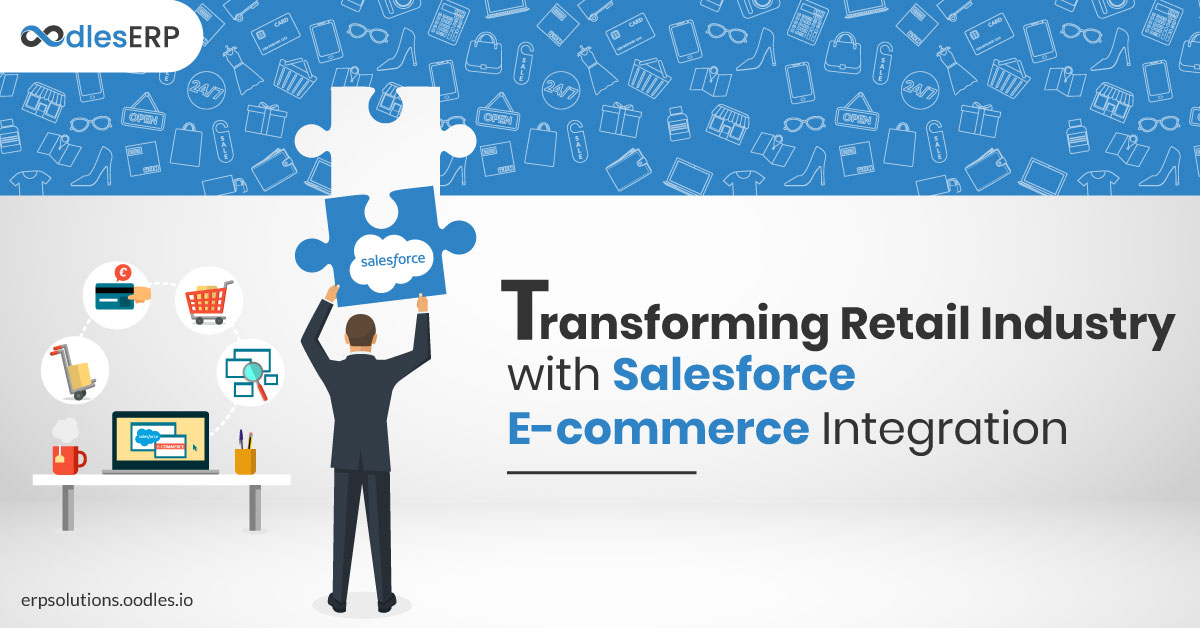 Salesforce e-commerce integration