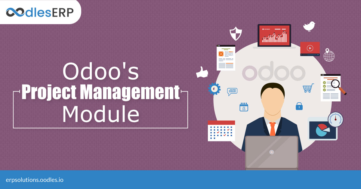 Odoo Project Management Module