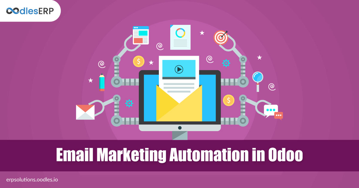 Email Marketing Automation in Odoo