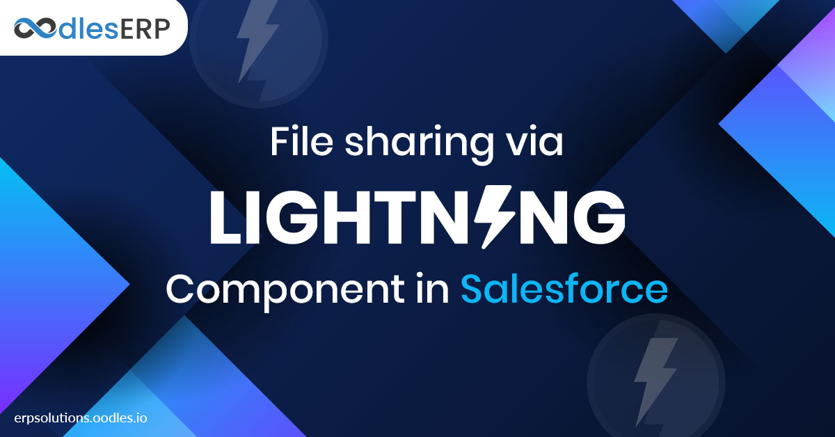 Salesforce Lightning component