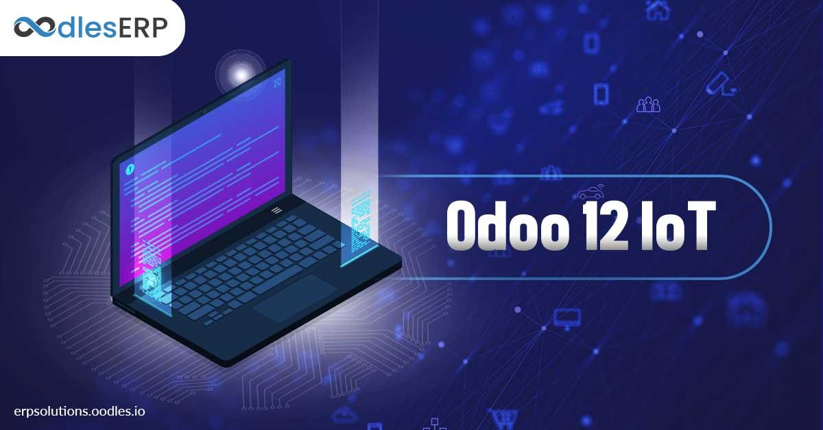 Odoo-12-IoT