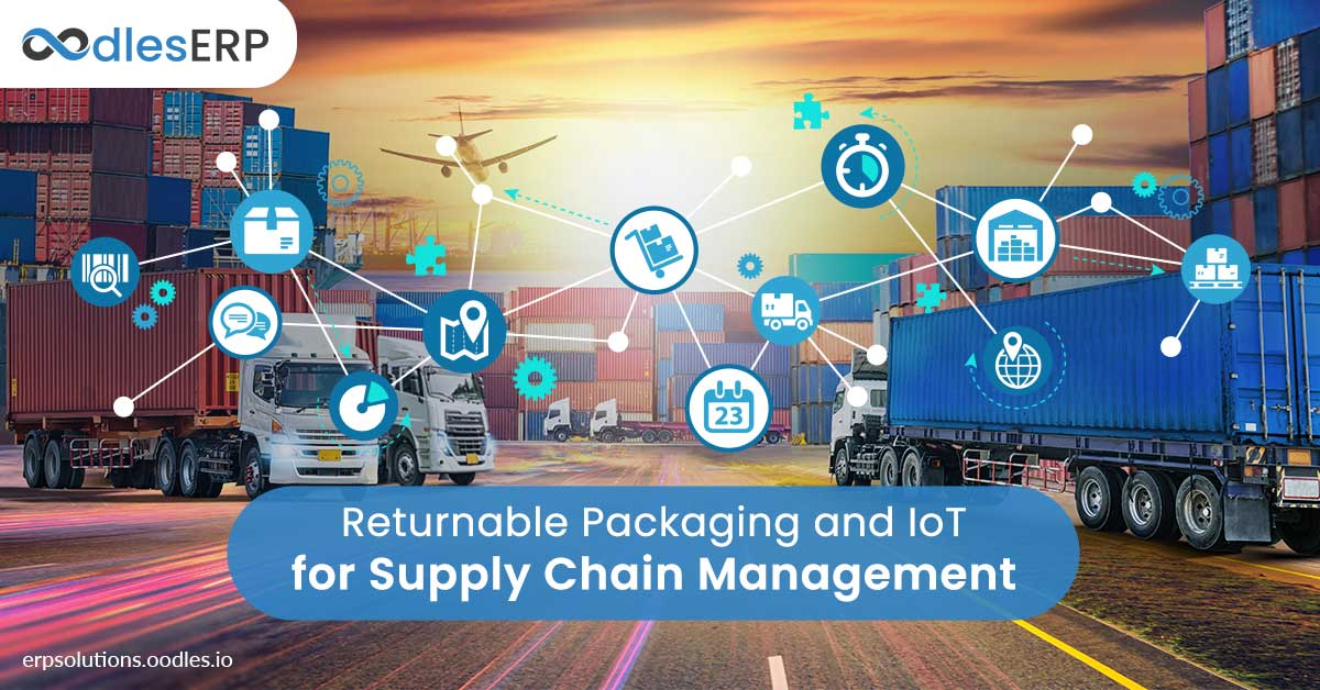 IoT Enabled Supply Chain Solutions