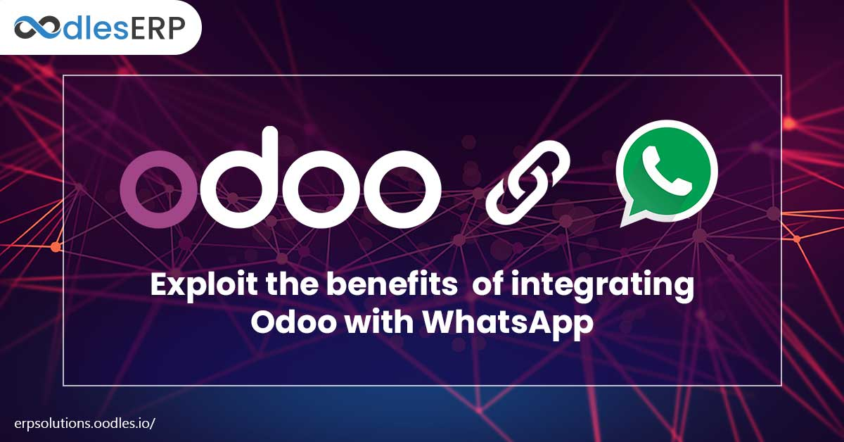 Integrating Odoo with WhatsApp