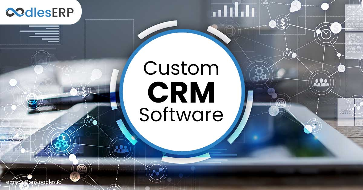 Custom CRM Software: Development time, Cost, Features and More
