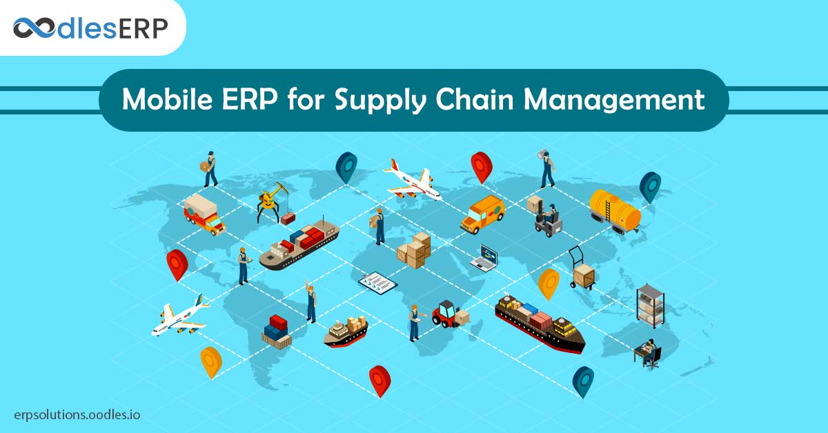Mobile-ERP-for-Supply-Chain-Management