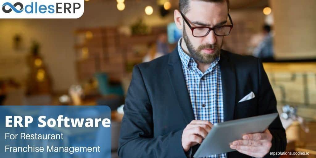 restaurant franchise management software