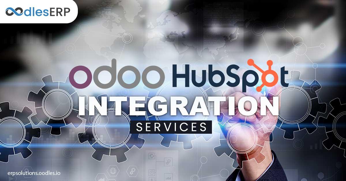 Odoo Hubspot Integration Services