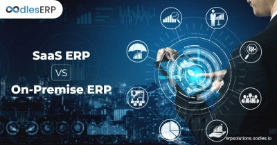 SaaS ERP and on-premise ERP
