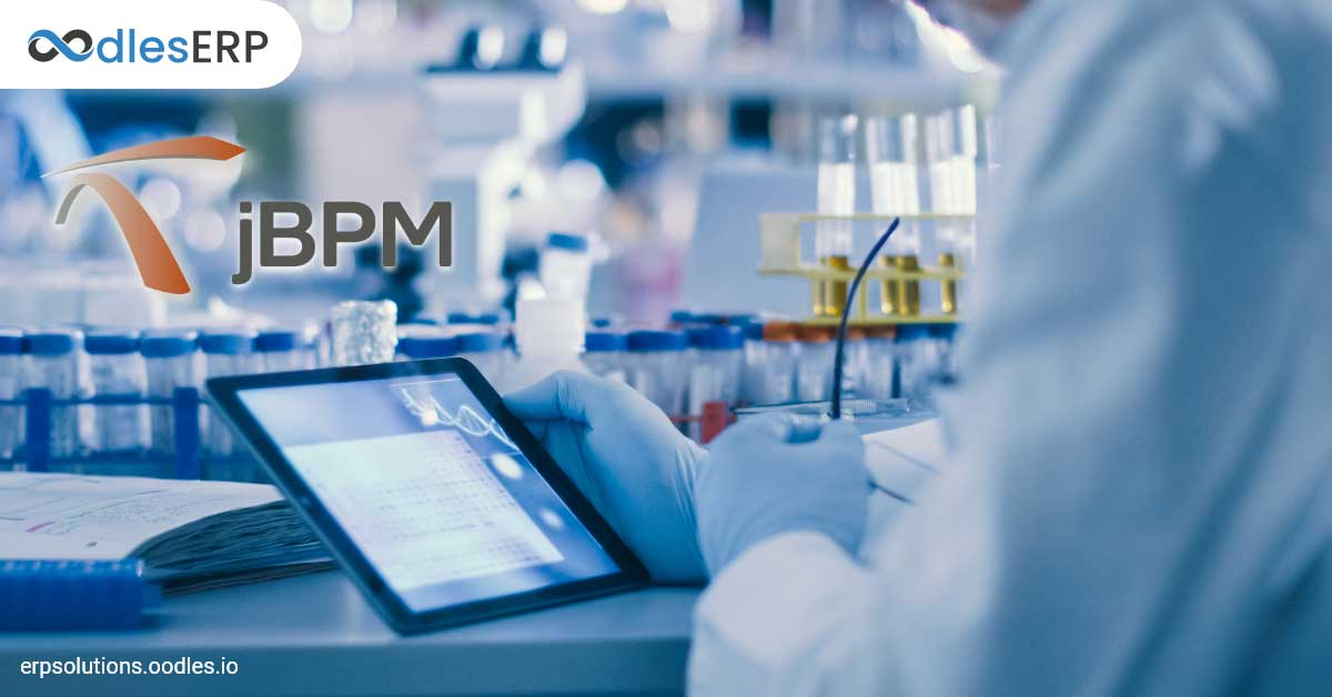 jBPM Software Development For The Pharmaceutical Industry