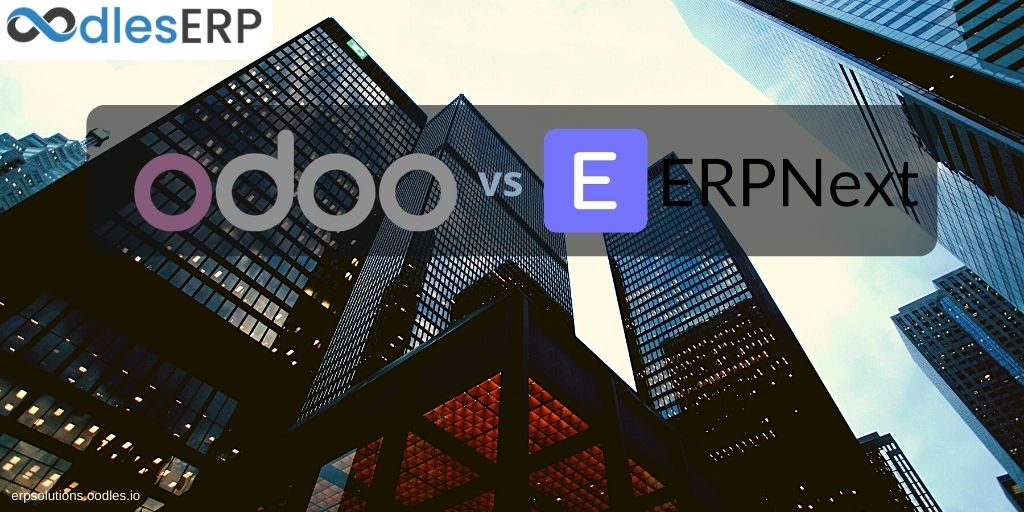 Odoo vs ERPNext For ERP Software Development